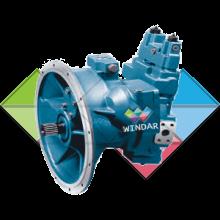 Продажа гидронасосов Bosch-Rexroth A8VTO и запчастей к ним.