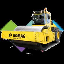 Продажа запчастей и фильтров на Каток Bomag BW 332