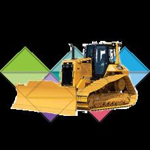 Продажа ходовых, катков, сегментов, траков, цепей и звездочек на бульдозер Caterpillar D6M