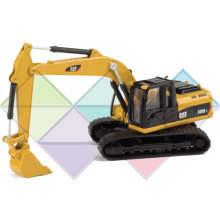 Продажа ходовых, катков, сегментов, траков, цепей и звездочек на экскаватор Caterpillar CAT 325
