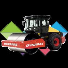 Продажа запчастей и фильтров на Каток Dynapac CA280