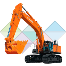 Продажа ходовых, катков, сегментов, траков, цепей и звездочек на экскаватор Hitachi ZX330