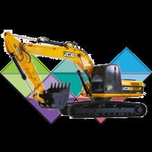 Продажа ходовых, катков, сегментов, траков, цепей и звездочек на экскаватор JCB JS240