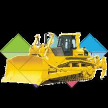 Продажа ходовых, катков, сегментов, траков, цепей и звездочек на бульдозер Komatsu D155