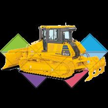 Продажа ходовых, катков, сегментов, траков, цепей и звездочек на бульдозер Komatsu D61PX