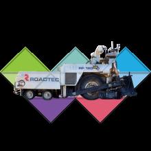 Асфальтоукладчик Roadtec RP-180