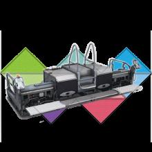 Продажа запчастей на Плита асфальтоукладчика в сборе Vogele AB 500-3 TP1 / 500-3 TP2